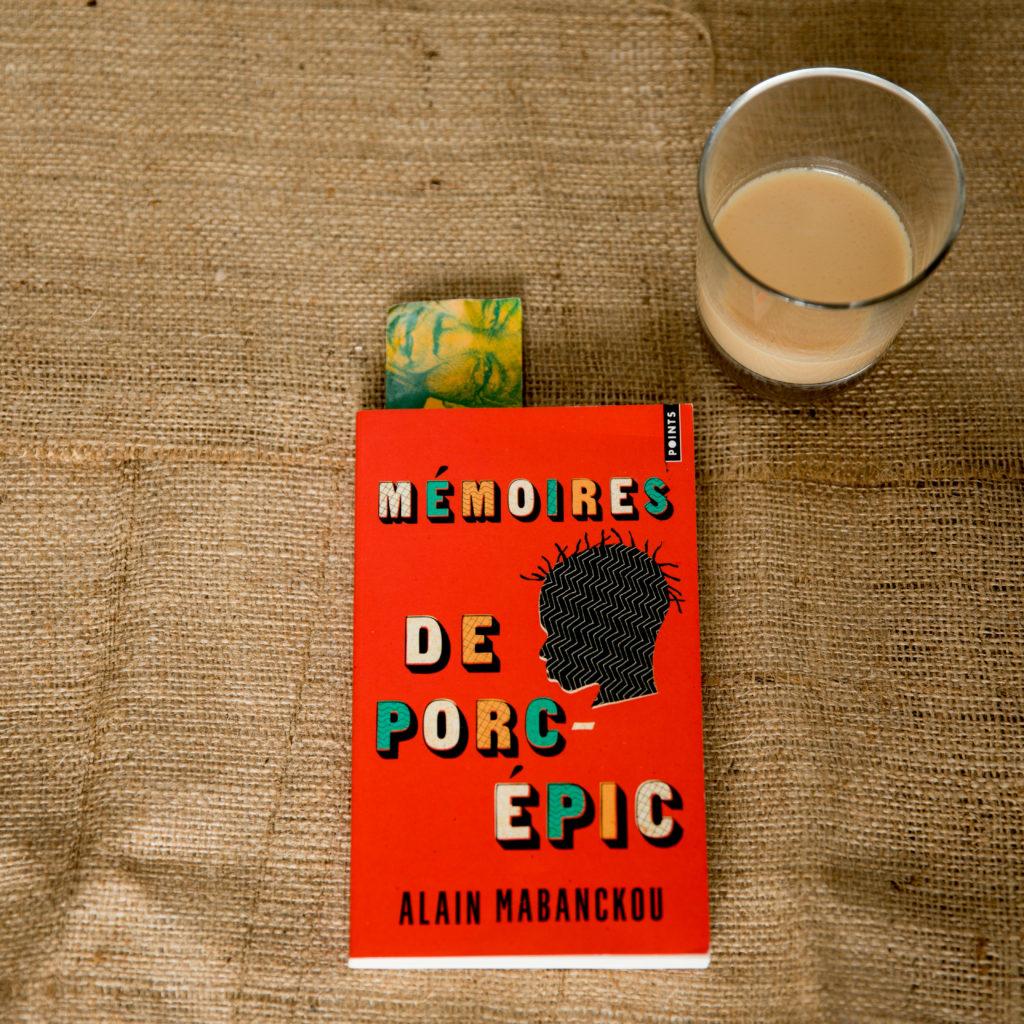 Mémoire d'un porc-épic de Alain Mabanckou