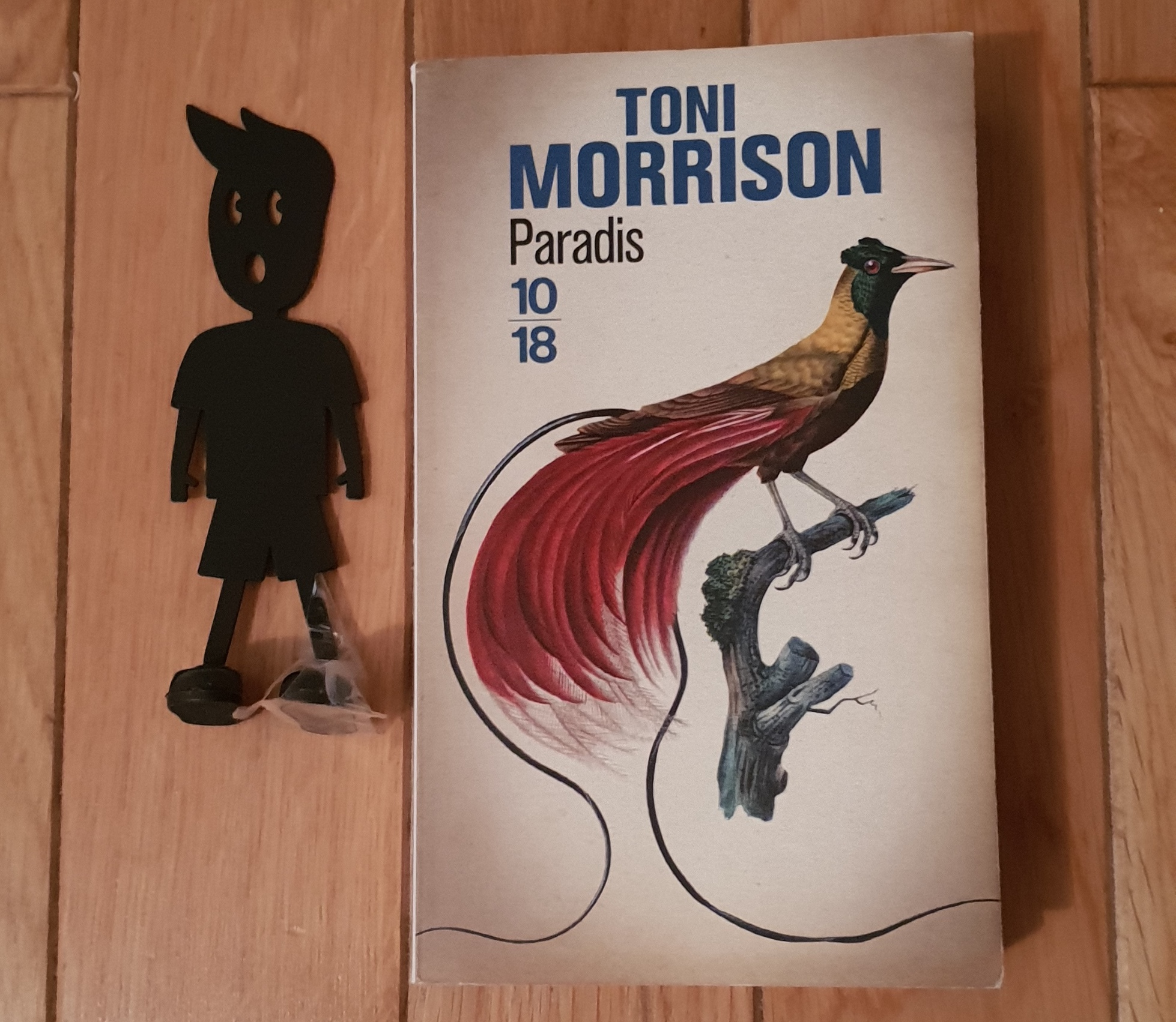 Paradis de Toni Morrison
