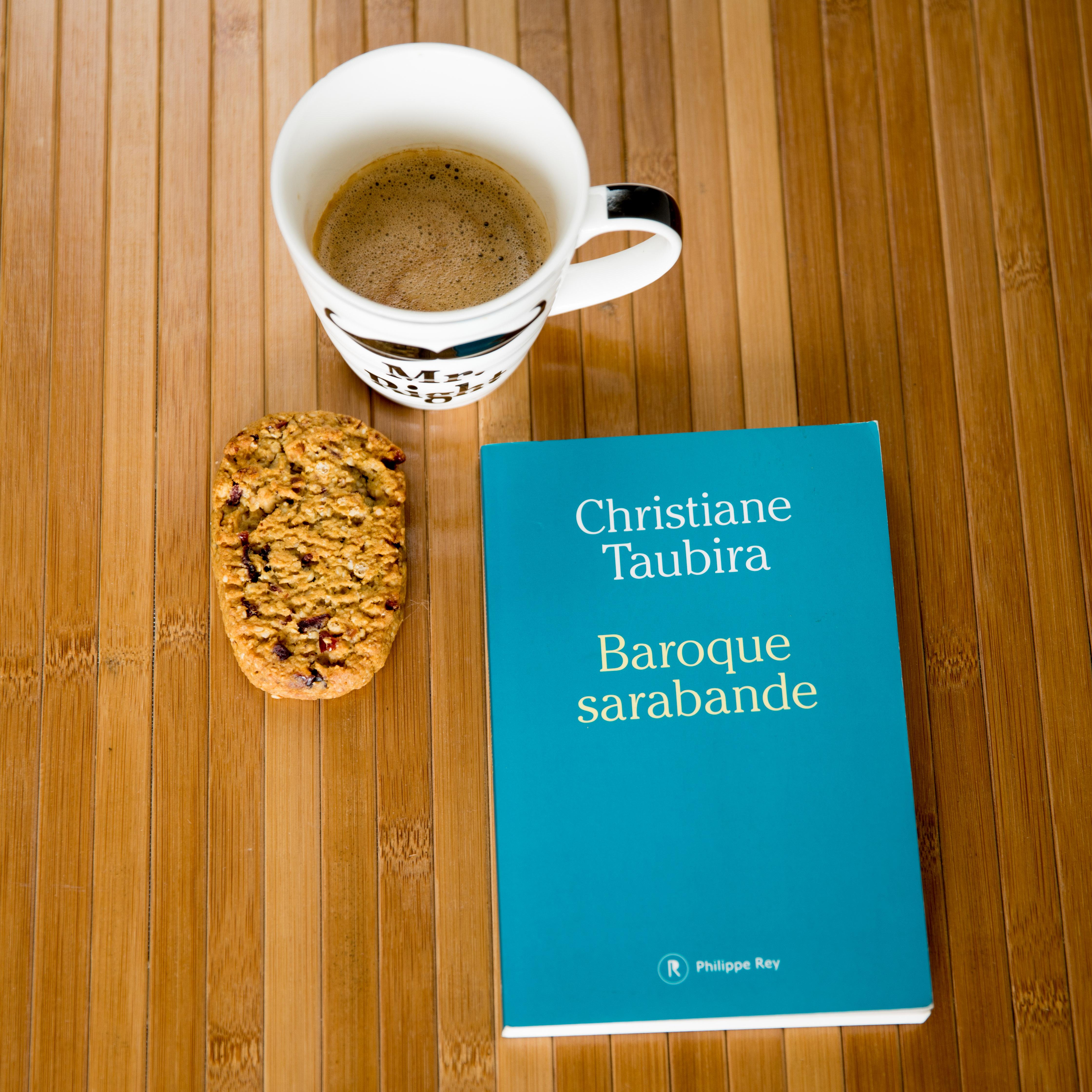 Baroque Sarabande de Christiane Taubira