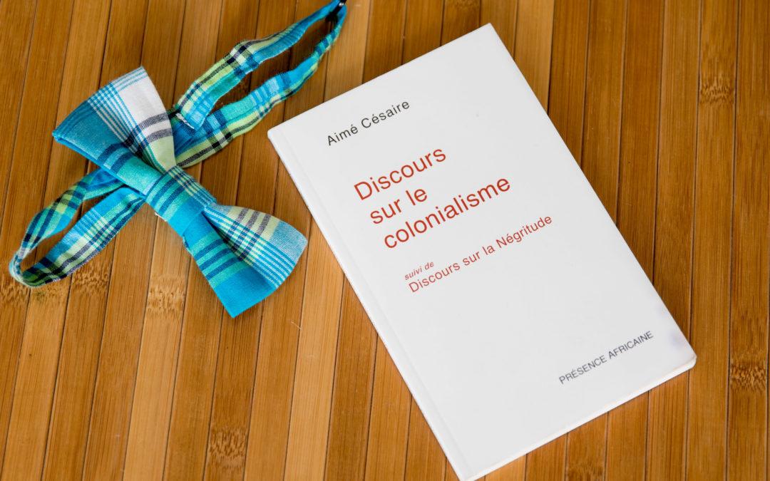 Discours sur le colonialisme d'Aimé Césaire