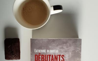 Débutants de Catherine Blondeau